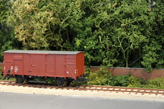 2016_03_28_Valkenveld Trees_06 (dmq images) Tags: railroad scale layout model railway 187 modelleisenbahn schaal modelspoor h0 valkenveld
