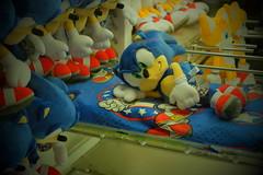 Sega Joypolice (Yohann.Junique) Tags: japan tokyo arcade sonic sega odaiba japon