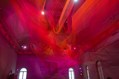 Janet Echelman at the Renwick 2016 (2 of 12) (-Chilly-) Tags: color gallery janet breathtaking renwick washdc luminosity echelman