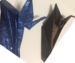 Test (o'sorigami) Tags: art paper origami complex paperfolding folding
