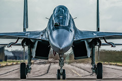 SU-30MKI (Lee532) Tags: plane nikon fighter aircraft aviation military jet fast aeroplane combat su30 tamron sukhoi d610 su30mki 150600