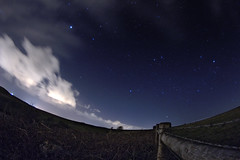 IMG_3912 copy copy (callumbeamish) Tags: light sky night dark downs star sussex hills steyning