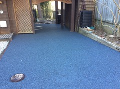 Residential Flexi-Stone Driveway & Parking Pad
