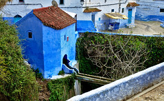 Off the mill (Leonidas-from-XIV) Tags: morocco chaouen chefchaouen darktable