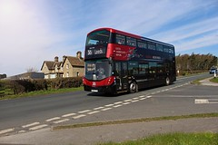 Sunny Riding (ccoultas) Tags: volvo spring yorkshire iii country north double riding wright 36 gemini decker redefined transdev b5tl harrogste