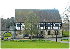 The Hospitium . (** Janets Photos **) Tags: york uk buildings northyorkshire 16thcentury museumgardens hospitium