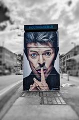 Starman (KRC1975) Tags: streetart manchester bowie northernquarter stevensonsquare