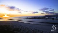 Sunset Cliffs looking over Mission Bay (gorilladigital1) Tags: sandiego aerial aerialphotography missionbay sunsetcliffs dji djiphantom3 iamdji