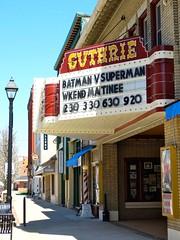 Guthrie (e r j k . a m e r j k a) Tags: street marquee theater village pennsylvania mercer americana smalltown guthrie grovecity i79pa pa208 erjkprunczyk