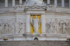 Bas Relief On Il Vittoriano (Joe Shlabotnik) Tags: italy rome roma italia basrelief altaredellapatria ilvittoriano 2016 afsdxvrzoomnikkor18105mmf3556ged march2016