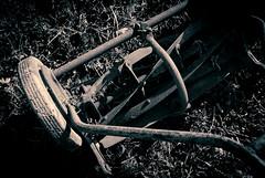 Blade Runner (hutchphotography2020) Tags: lawnmower mower blades pushmower