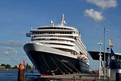 Prinsedam in Rostock Warnemnde (Rolf-Dieter Grundig) Tags: warnemnde rostock cruser kreuzfahrgastschiff
