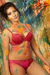 Bollywood Actress NISHA YADAV-HOT AND SEXY IMAGES-SET-2 (31)