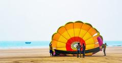 Digha (SabyaC) Tags: sea india tourism beach sports colours adventure digha