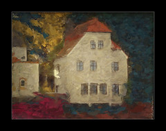 Impressions of Passau (jimlaskowicz) Tags: painterly germany artistic cottage dream surreal textures layers danube impressionistic whimsical passau