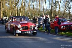Volvo 122S 1965 (Monde-Auto) Tags: volvo sude