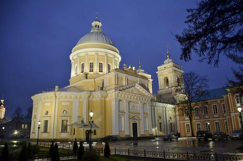 Thumbnail from Alexander Nevsky Lavra