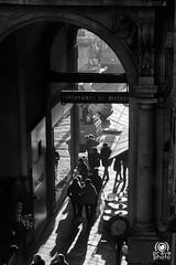 Piazza Mercanti (andrea.prave) Tags: blackandwhite bw italy milan blancoynegro monocromo italia noiretblanc milano bn piazza pretoebranco biancoenero monocrome  mailand  mercanti zwartenwit   palazzodellaragione      schwarzundweis   milanoinfoto