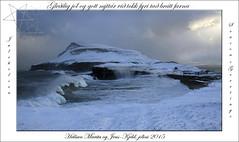 Gleilig jl og gott nggjr :) (Marita Gulklett) Tags: winter snow nikond70 breakers faroeislands kavi vetur brim faroes froyar nlsoy maritagulklett