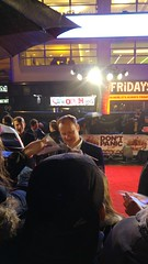Mark Gatiss at the Premiere of Dad's Army at Odeon Leicester Square (Julie Ramsden) Tags: leicestersquare premiere odeon dadsarmy markgatiss