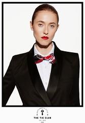 Soledad Andrade 2 (drno_manchuria (simonsaw)) Tags: fashion soleil model moda tie bowtie modelo suit corbata traje necktie camisa krawatte slips andrade pajarita suitup soledadandrade