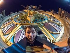 P1250237 (smrphotography871) Tags: clock portraits lumix trains clocktower fisheye grandcentralstation grandcentralterminal superwide mirrorless lumixlounge