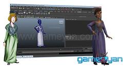 Character Modeling Design (GameYanStudio) Tags: texture film movie studio design model artist technology modeling designer character animation animated development rigging techniques texturing animationstudio