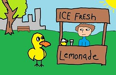 got any grapes? (timp37) Tags: duck paint drawing song any lemonade grapes got ba waddle youtube