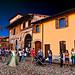 Unexpected return to the castle of the marquise Caterina Costanza Jasmin Anastasia Letizia Brivio Sforza