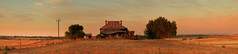 Great Way To Start The Day (Darren Schiller) Tags: panorama building abandoned farmhouse rural sunrise ruins empty country farming rustic australia disused southaustralia derelict deserted decaying dilapidated tailembend