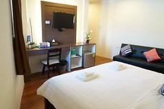 โรงแรม ที่พัก(ราคาประหยัด)ใกล้กระทรวงสาธารณสุข- สำนักงาน กพ.