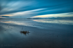 Hilbre Island (tolle13) Tags: winter sunset seascape island wirral westkirby hilbre