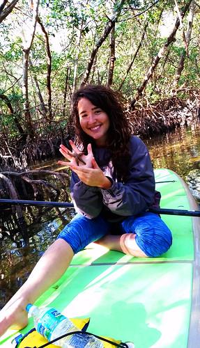 2_10_16 Kayak Paddleboard Tour Sarasota FL 08