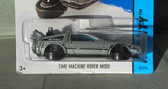 Hot Wheels Back To The Future Time Machine Hover Mode HW CITY 2015 - 4 Of 5 (Kelvin64) Tags: city hot back time wheels machine future to mode hover hw the 2015