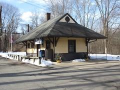 089-Cheyney (jacorbett70) Tags: railroad abandoned station train pennsylvania rr trains tourist chester septa westchester prr wcrr