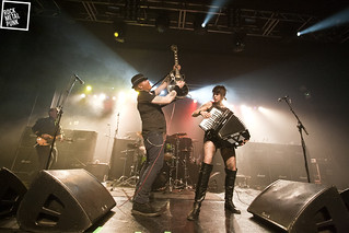 March 22, 2015 // The Mahones at Birmingham 02 Academy //  Shot by Carl Battams