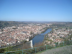 Cahors (Fontaines de Rome) Tags: lot cahors