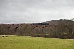 A Scotsman at Armathwaite (russell_w_b) Tags: cumbria cumberland flyingscotsman lner armathwaite britishsteamrailwayheritage lnerpacifica3