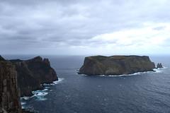 Cape Pillar and Tasman Island (dracophylla) Tags: tasmania tasmanpeninsula tasmanisland capepillar