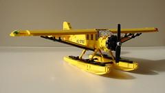 Bellanca CH-300 (6) (henrik.soeby) Tags: lego aircraft tintin bellanca