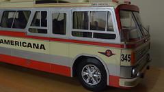DIPLOMATA Scania 1970 (RonaldoM27) Tags: bus modelo ônibus miniatura scania papercraft papermodel modelismo coleção cardmodel papelmodelismo