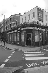 The Hope & Anchor pub now closed (IanAWood) Tags: urban stpancras walkingwithmynikon lbofcamden nikkorafs28mmf18g nikondf