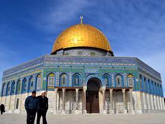 Dome of the Rock, Jerusalem (La Mireia) Tags: domeofthrock jerusalem oldcity cúpuladelaroca explanadadelasmezquitas alharamashsharif القـُدْس יְרוּשָׁלַיִם jerusalén ciudadvieja القُدس