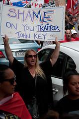TPPA 2016-20 (domhartnett) Tags: newzealand democracy protest auckland aotearoa queenstreet skycity aoteasquare tpp tangatawhenua thisiswhatdemocracylookslike tppa tetiritiowaitangi thetreatyofwaitangi realchoice stoptpp tppanoway tranpacificpartnership itsourfuture noaltpp