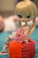 Himeko (-gigina-) Tags: cute nikon doll dal groove pullip shanti limited chantilly mueca himeko angelicpretty obitsu junplanning rewigged d3100