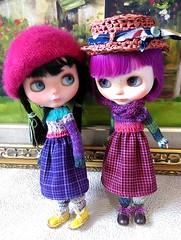 blythe knit top dresses