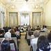 Nueva sesión del cilo 'Describo que escribo' con motivo de la publicación de La noche de los alfileres, de Santiago Roncagliolo. Para más información: www.casamerica.es/literatura/la-noche-de-los-alfileres