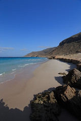 Delisha beach, Socotra,Yemen (valerian.guillot) Tags: travel blue sea beach ye hadramaut socotra soqotra yémen distagont2815 distagont2815ze