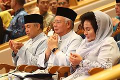 Majlis perasmian TILAWAH AL-QURAN peringkat kebangsaan.21/3/16 Putrajaya. (Najib Razak) Tags: malaysia putrajaya pm primeminister 2016 majlis alquran perdanamenteri peringkat perasmian tilawah najibrazak kebangsaan21316