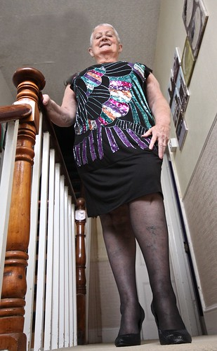 Frocks on the stairs 27:4
